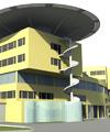 Pavilon chirurgických oborů Nemocnice F-M