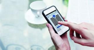 ENTR mobilní aplikace